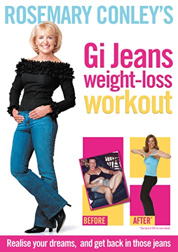 Rosemary Conley's Gi Jeans Weight-Loss Workout [UK Import] von Universal Pictures