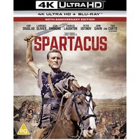 Spartacus - 4K Ultra HD (Includes 2D Blu-ray) von Universal Pictures