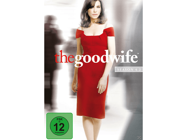 The Good Wife - Staffel 4.2 [DVD] von PHE