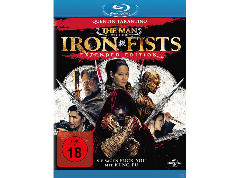 The Man with the Iron Fists (Extended Version) [Blu-ray] von UNI