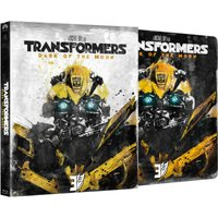 Transformers 3: Dark Of The Moon - Zavvi Exclusive Limited Edition Steelbook With Slipcase von Universal Pictures