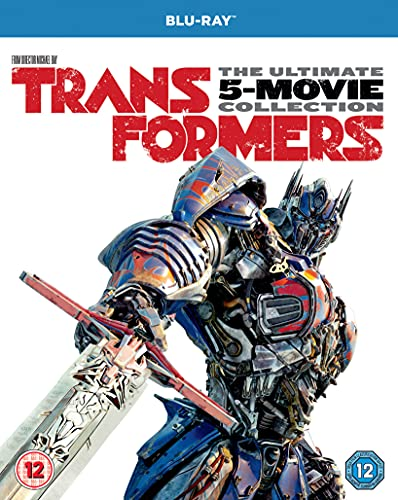 Transformers: 5-Movie Collection Blu-ray [UK-Import] von Universal Pictures