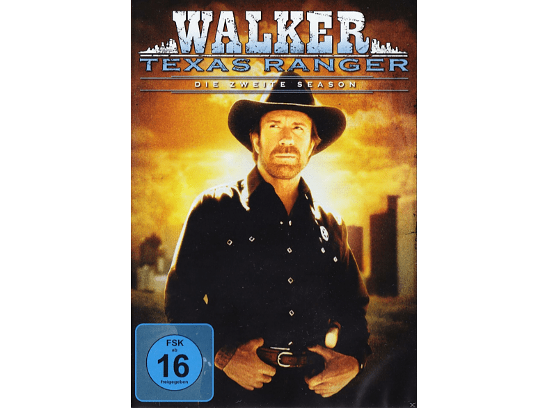 Walker, Texas Ranger - Season 2 DVD von PHE