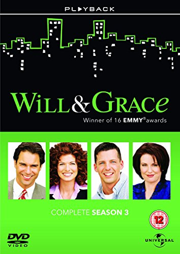 Will & Grace - Season 3 [UK Import] von Universal Pictures
