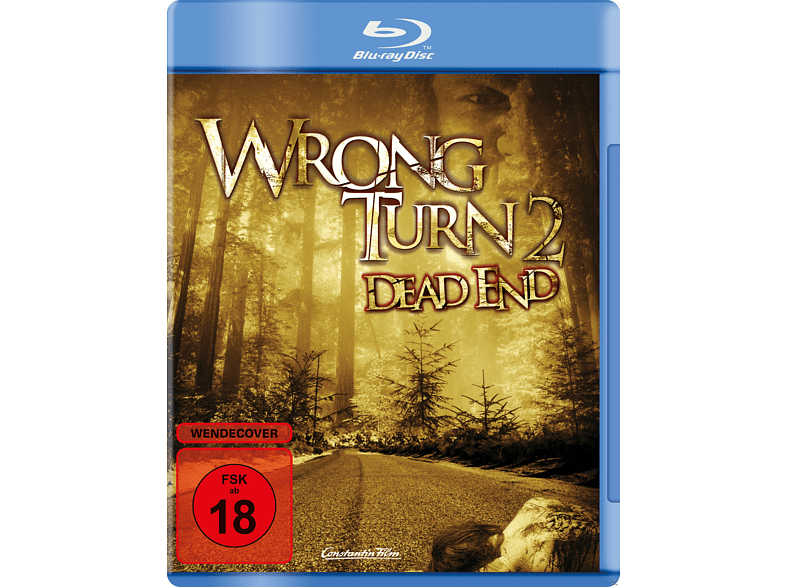 Wrong Turn 2: Dead End [Blu-ray] von HLC