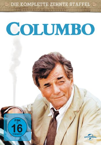 Columbo - Staffel 10 [4 DVDs] von Universal Pictures