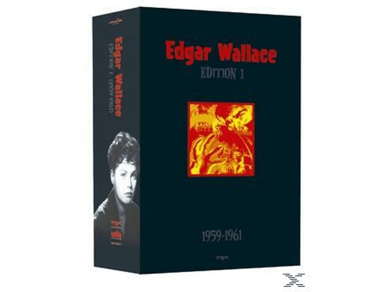 Edgar Wallace Edition Box 1 [DVD] von UFA TOBIS