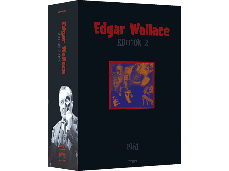 Edgar Wallace Edition Box 2 [DVD] von UFA TOBIS