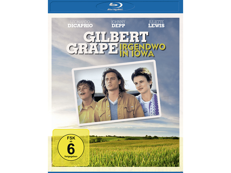 Gilbert Grape - Irgendwo in Iowa Blu-ray von LEONINE