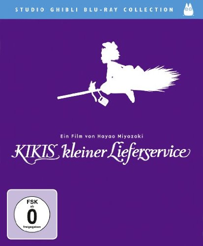 Kikis kleiner Lieferservice (Studio Ghibli Blu-ray Collection) [Blu-ray] von Universum Film GmbH