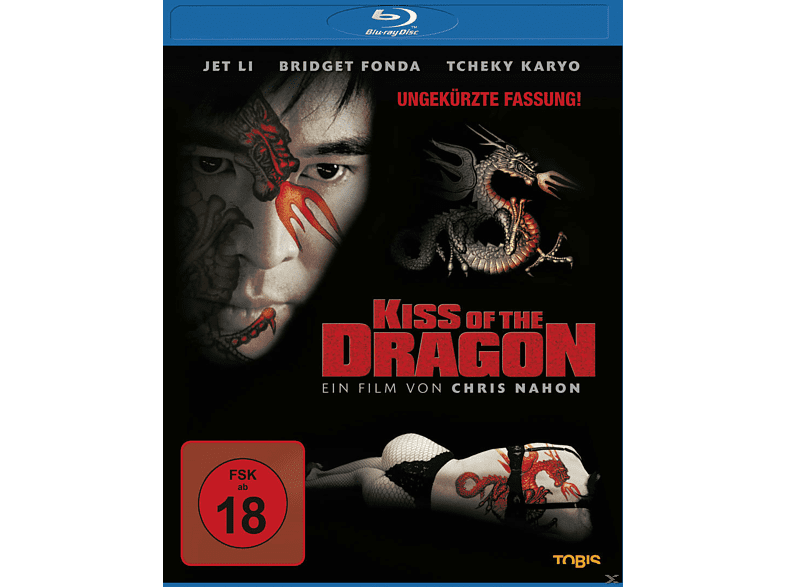 Kiss of the Dragon [Blu-ray] von LEONINE