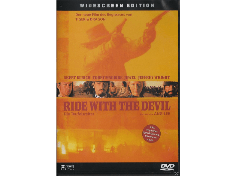 RIDE WITH THE DEVIL - DIE TEUFELSREITER [DVD] von UFA TOBIS