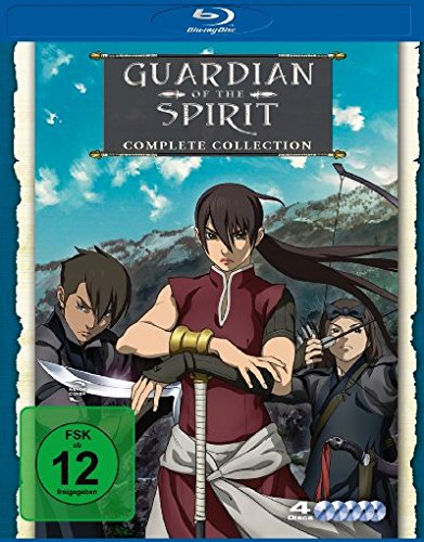 Guardian of the Spirit - Complete Collection [Blu-ray] von Universum Film