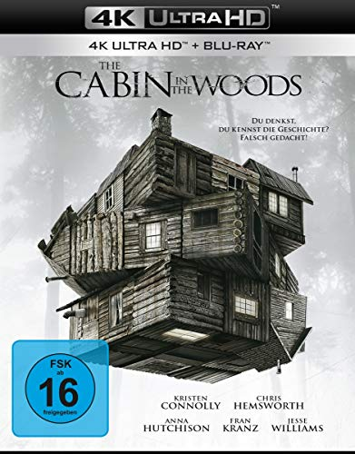 The Cabin in the Woods  (4K Ultra HD) (+ Blu-ray 2D) von LEONINE Distribution GmbH