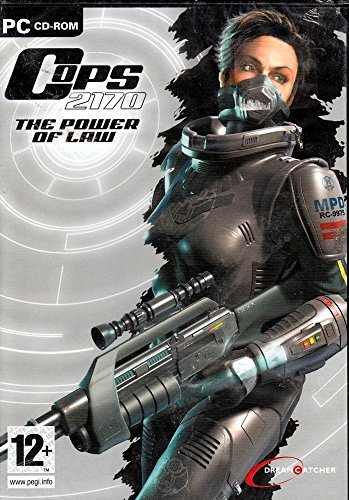 Cops 2170: The power of Law by Unknown von Unknown