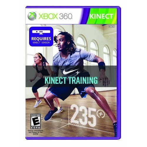 NIKE + KINECT TRAINING by Unknown von Unknown