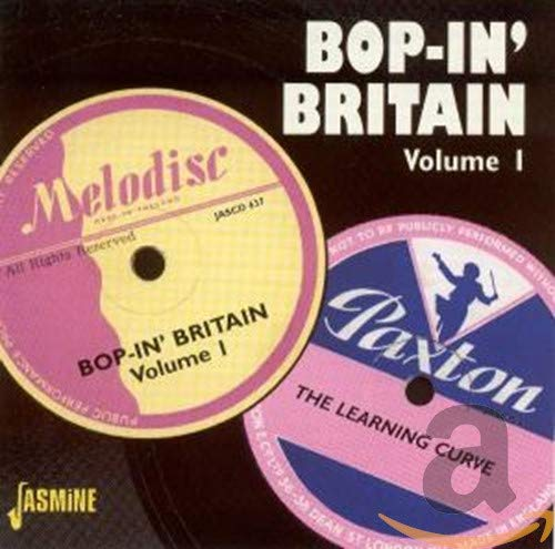 Bop-in Britain Vol.1 von VARIOUS