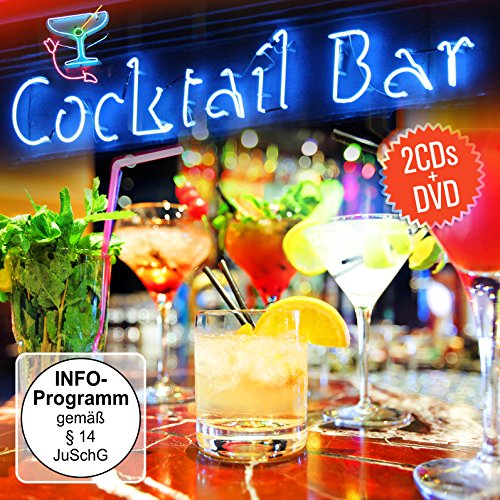 Cocktailbar. 2CD+DVD von VARIOUS