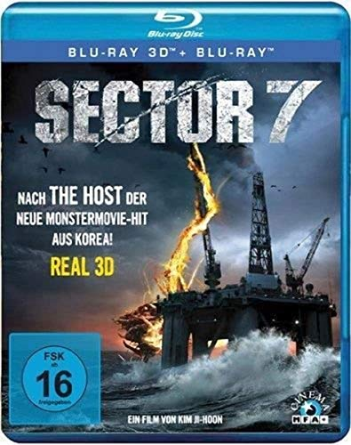 Sector 7 [3D Blu-ray] von VARIOUS