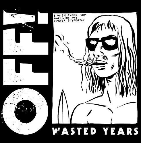 Wasted Years von VICE RECORDS/ADA