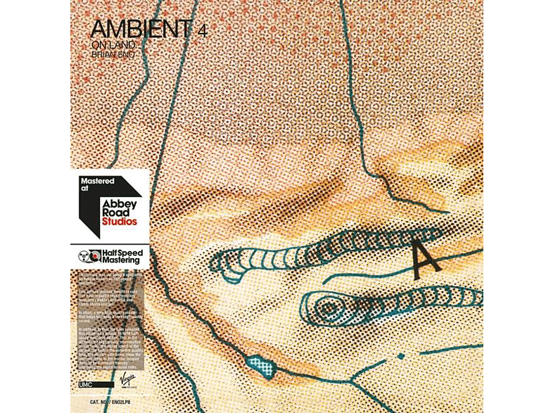 Brian Eno - Ambient 4: On Land (Ltd.Halfspeed Master 2LP) (Vinyl) von VIRGIN