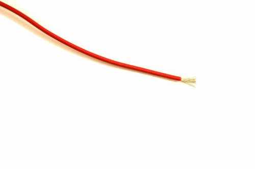 276293 Litze Lify 0.5 mm/² Rot 15402 VS-ELECTRONIC