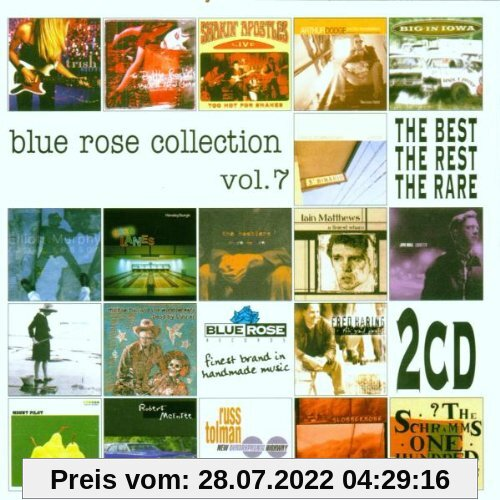 Blue Rose Collection Vol.7 von Various