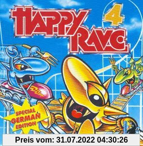 Happy Rave 04 von Various