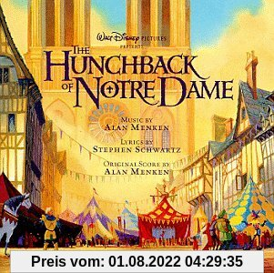 Hunchback of Notre Dame,the von Various
