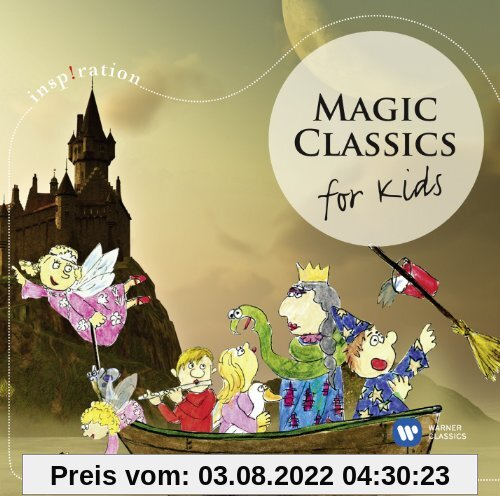 Magic Classics-for Kids von Various