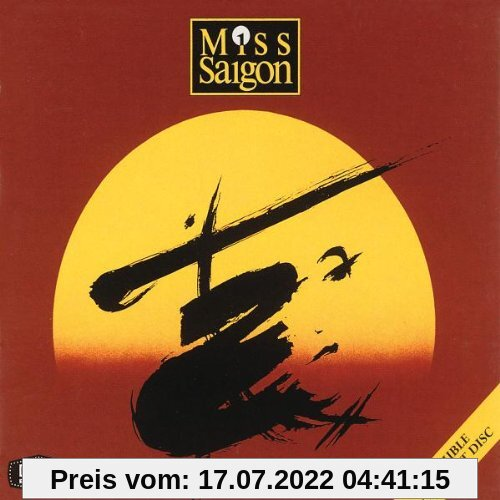 Miss Saigon (Original London Cast Recording) von Various
