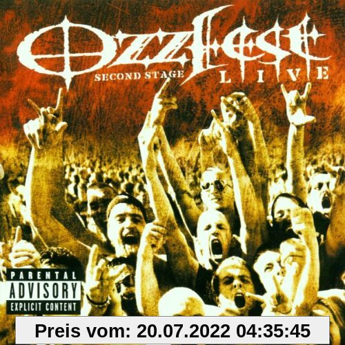 Ozzfest-Stage Two-Live von Various