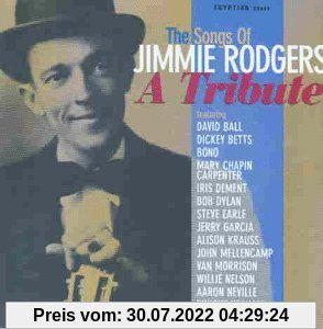 Songs of Jimmie Rogers. A Tribute von Various