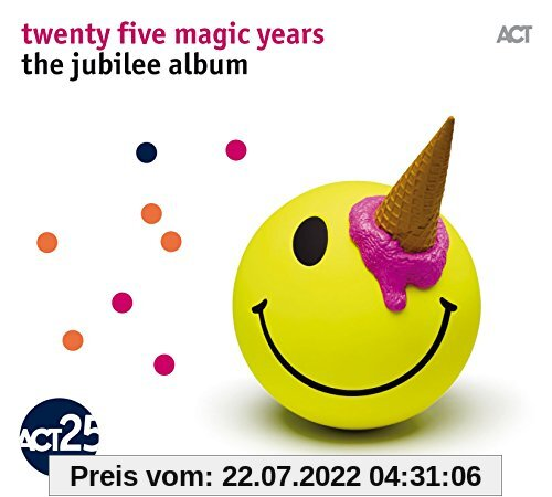 Twenty Five Magic Years:the Jubilee Album von Various