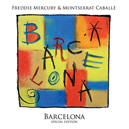 Barcelona (The Greatest) von Virgin