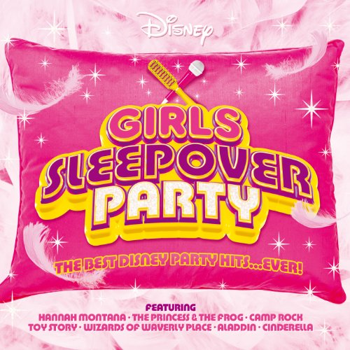 Disney Girls Sleepover Party von Virgin