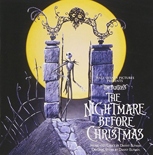 Nightmare Before Christmas, the von WALT DISNEY RECORDS