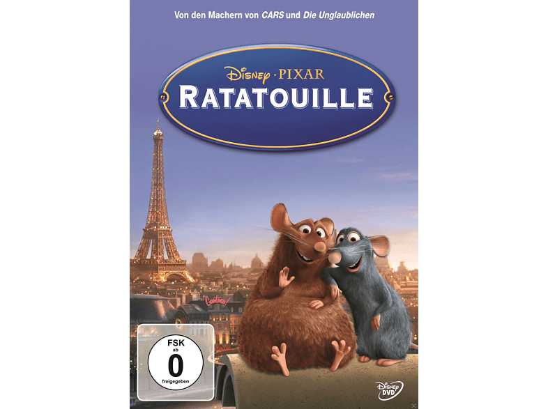 RATATOUILLE [DVD] von WALT DISNEY