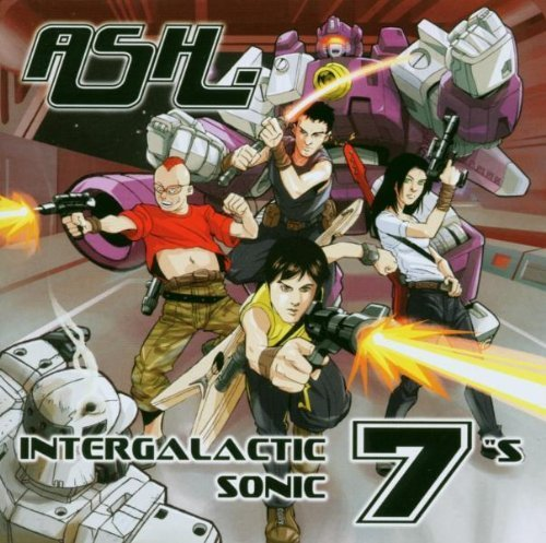 "Intergalactic Sonic 7""s: The Best of Ash by Ash (2002) Audio CD von WARNER BROS"