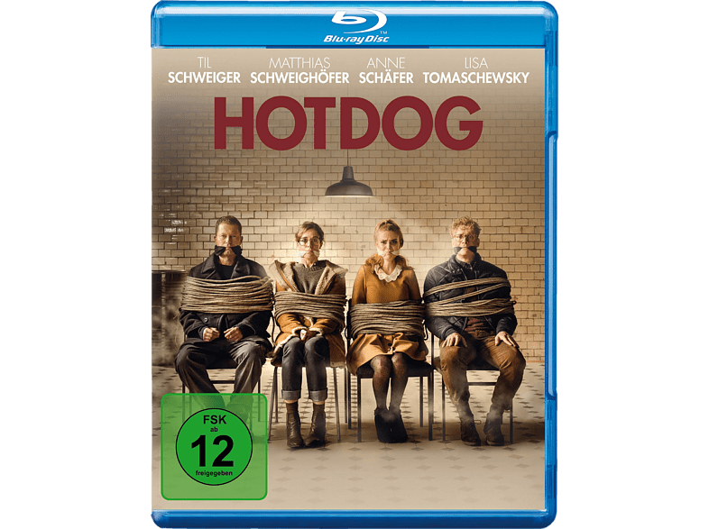 Hot Dog [Blu-ray] von WARNER HOME VIDEO GERMANY