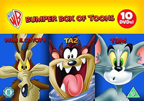 Looney Tunes Big Faces Box Set [10 DVDs] [UK Import] von WARNER HOME VIDEO