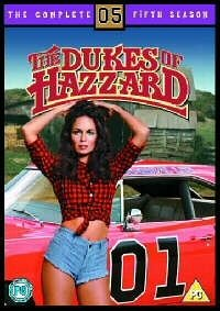 The Dukes of Hazzard - Season 5 [UK Import] von WARNER HOME VIDEO