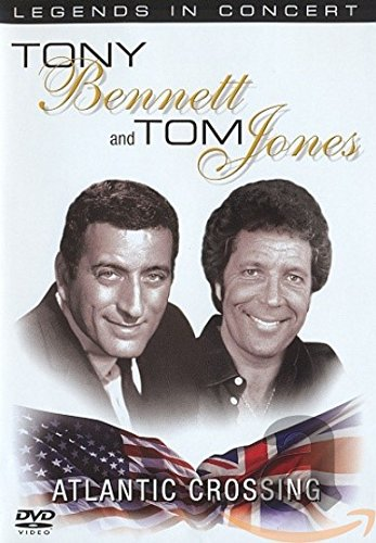 Tony Bennett & Tom Jones - Atlantic Crossing von WHE INTERNATIONAL