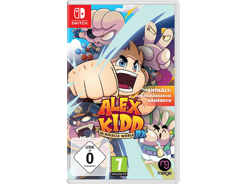 Alex Kidd in Miracle World DX - [Nintendo Switch] von WILD RIVER