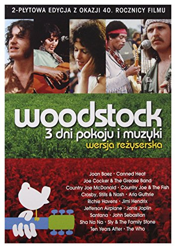 WOODSTOCK: 3 DAYS OF PEACE & MUSIC von Galapagos
