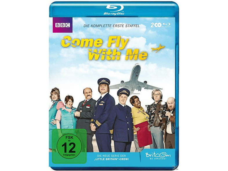 Come Fly With Me - Die komplette erste Staffel Blu-ray von POLYBAND