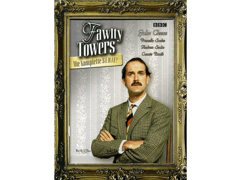 FAWLTY TOWERS - DIE KOMPLETTE SERIE [DVD] von POLYBAND