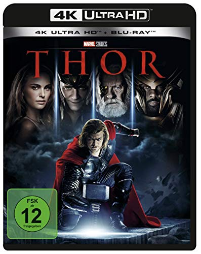 Thor (4K Ultra HD) (+ Blu-ray 2D) von Walt Disney Motion Pictures Group