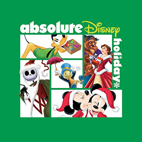 Absolute Disney: Holiday (Various Artists) von Walt Disney Records