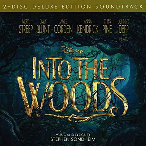 Into the Woods [Deluxe Edition von Walt Disney Records